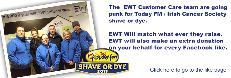 EWT Customer service team in Shave or Dye